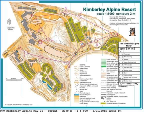 TNT  Kimberley Alpine Resort